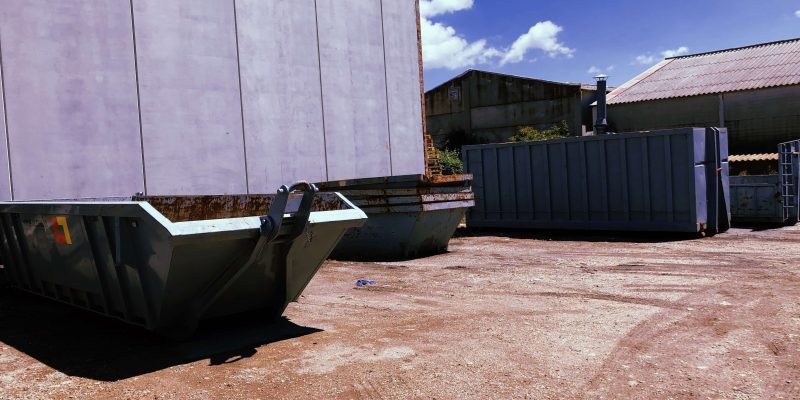 Servei de contenidors Igualada