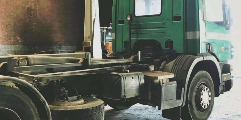 Camiones de gancho