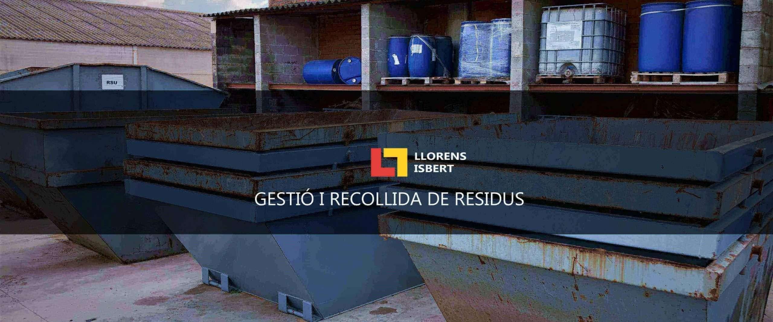 gestió de Residus industrials Igualada